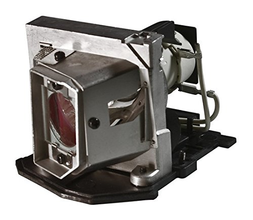 Optoma Compact 219 Projector Housing with Genuine Original OEM (219 Projector Lamp)