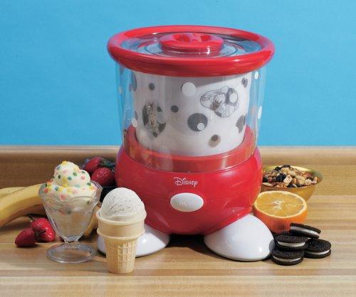 Back to Basics Disney Ice Cream Maker Review