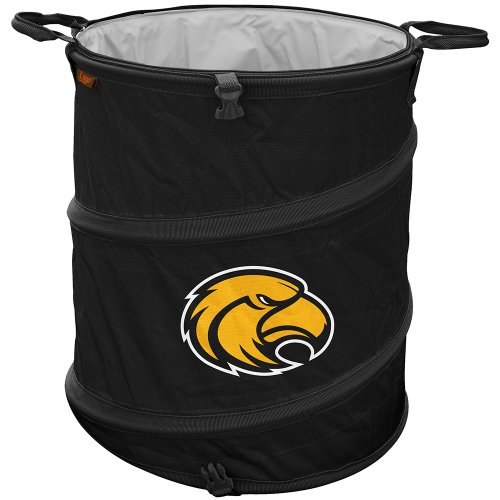 picture of Logo Chair Southern Mississippi Eagles NCAA Collapsible Trash Can LCC-207-35