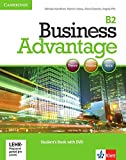 Business Advantage B2: Upper-Intermediate. Student's Book + DVD