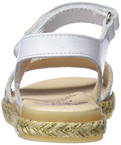450284 Bout 450284 Sandales Ouvert Dorado Fille Or Pablosky BgdwqSHxWw