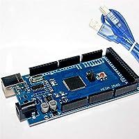 Robocombo Arduino Mega 2560 R3 (Klon - CH340 USB Chip - USB Kablo Hediye)