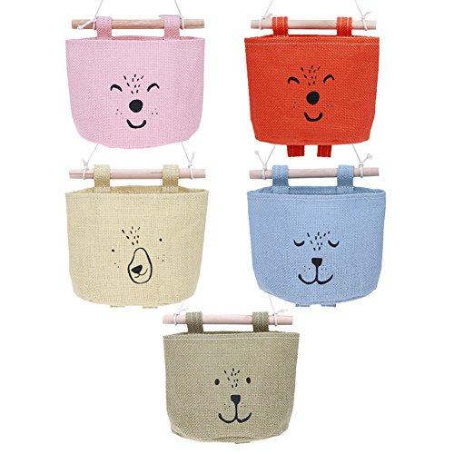Toed Candy Dish (JD Million shop 1 pcs Single Pocket Hanging Bags Home Storage Bags Organizer Rack Hanger Practical Storage Tidy Organizer)