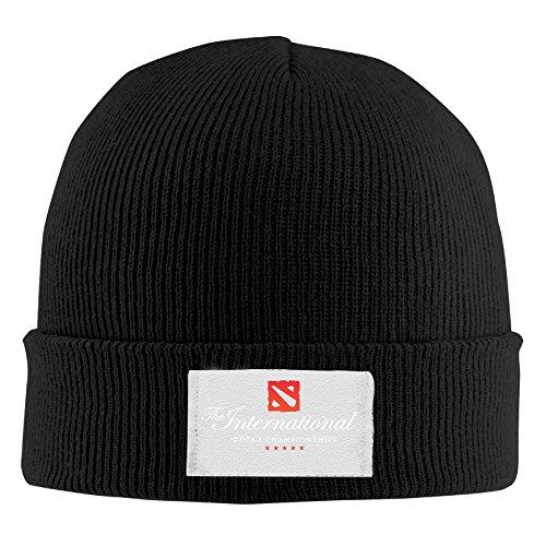 Amone The International Dota Game Winter Knitting Wool Warm Hat - Customized Ray Ban