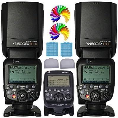 Yongnuo Yn600ex Rt Ii Wireless Flash Speedlite Kamera