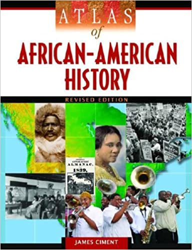 Atlas Of African American History Facts On File Library Of American