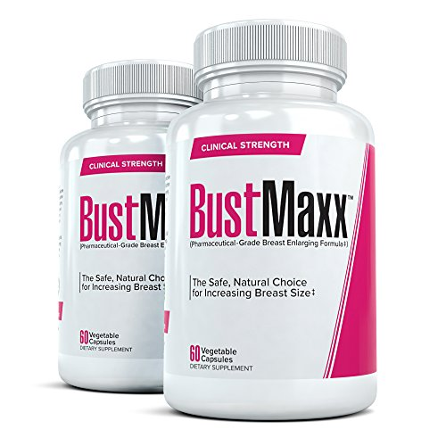 Bustmaxx Breast Enhancement Enhancer enlarger product image