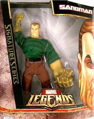 Marvel Legends Signature Series > Sandman 8 Doll
