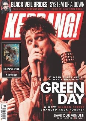 Kerrang! Magazine (May 12, 2018) Green Day Cover PDF
