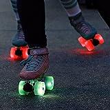 Bont Skates | Glow Light Up LED Quad Roller Skate