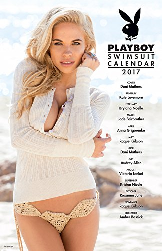 Turner Licensing 2017 Playboy Swimsuit Wall Calendar, 11