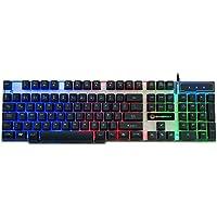 Gamemax Fk-g508qu, Kablolu 3 Renk Işıklı Klavye