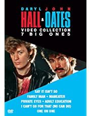 Hall & Oates Video Collection: 7 Big Ones