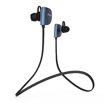 FitTek Bluetooth 4,1 Auriculares inalámbricos Auriculares Deporte Auriculares Auriculares con micrófono para Apple iPhone