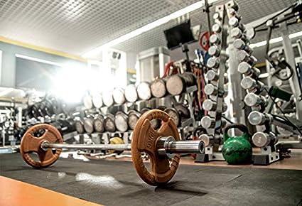Amazon.com : leyiyi 6x4ft photography backdrop gymnasium background