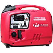 Milbank MPG1000I Digital Portable Generator Inverter, 1,000-watt