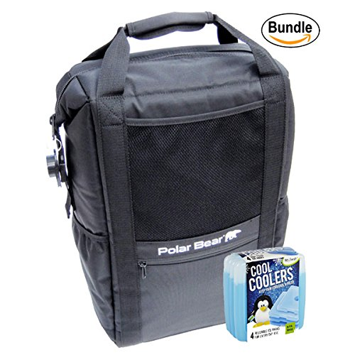 Polar Bear Coolers Nylon Series Backpack Size 18 - Polar Bear Coolers Backpack