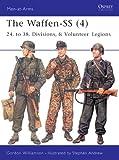 The Waffen-SS, Gordon Williamson, 1841765929