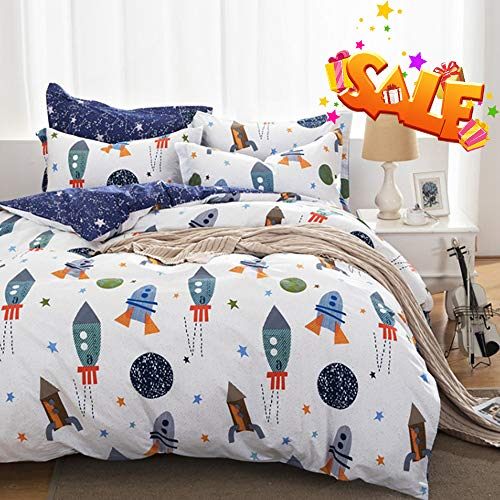 karever Universe Adventure Bedding Pillowcases product image