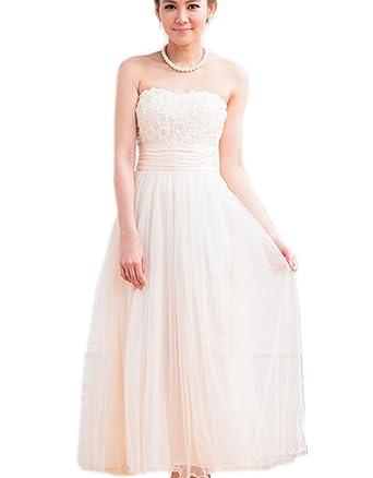 05af7fbabb9a3 ウェディングドレス Aラインドレス 二次会用ウエディングドレス・二次会ドレス・ エンパイアドレス・