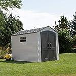 Lifetime-60252-Outdoor-Storage-Shed-Desert-Sand-7-x-95-ft