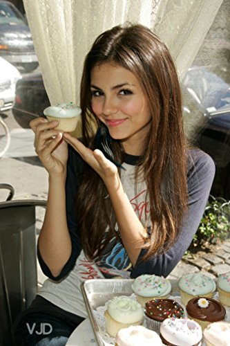 326 Victoria Justice 24x36 inch Silk Poster Aka Wallpaper Wall Decor By - Victoria Stores In Tx