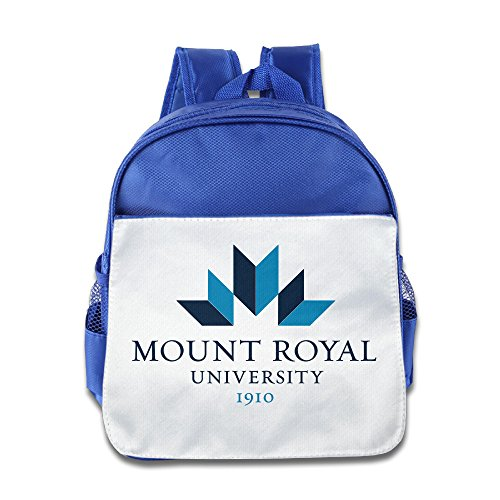 OOKOO Kids School Bag Mount Royal University Backpack For Children (Disney Infinity For Nintendo Ds)