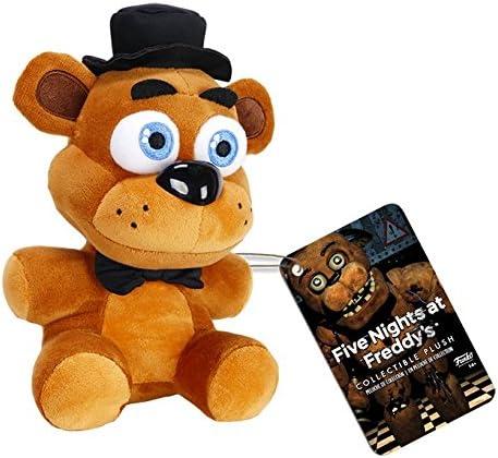 Funko Five Nights at Freddy's Freddy Fazbear Plush, 6