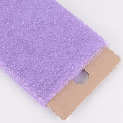 """1.4m x 36m Lavender Details about  /NEW Soft Wedding Tulle Bolt 54/""""inch x 40yd"""