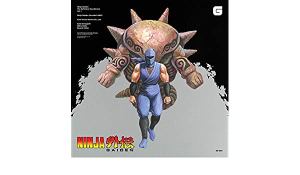 Ninja Gaiden The Definitive Soundtrack, Vol. 1 de Ltd. Koei ...