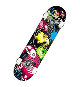 Punisher Skateboards Elephantasm Complete 31-Inch Skateboard All Maple by PUNISHER