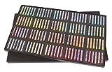 Jack Richeson 4291200 Richeson Signature Pastels Set of 120 Assorted Round Full Stick Pastels