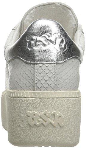 Ash Women's Cult Fashion Sneaker White/Silver free shipping cheap price clearance amazon xj5QI