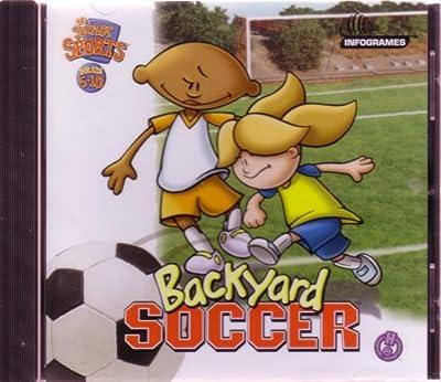 Backyard Soccer (Jewel Case) - PC