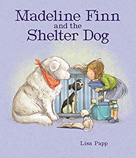Book Cover: Madeline Finn and the Shelter Dog