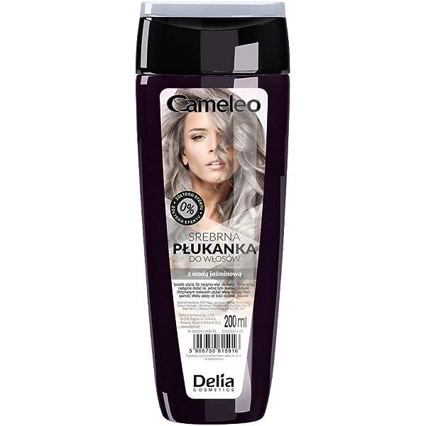 Delia - Cameleo - Tinte plateado para cabello rubio ...