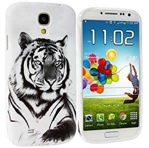 Hu Xiao Accessory Planet Tiger TPU Design Soft Rubber iZMPC8bji2G case cover Accessory for Samsung Galaxy S4