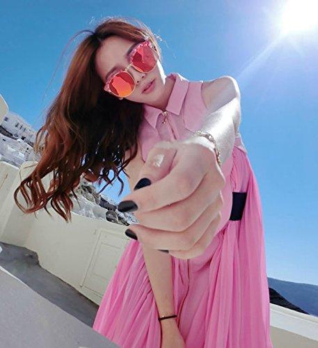 de Sol de de de Viaje A al de Las Gafas Las Señoras Tendencia Sol de del Gafas Moda Aire la Libre la Skyeye vqAzwO