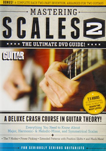 Publishing Scales - Guitar World -- Mastering Scales, Vol 2: The Ultimate DVD Guide! A Deluxe Crash Course in Guitar Theory! (DVD)