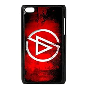 Rock band Xero, Hybrid Theory Linkin Park Custom Case for IPod Touch 4 cover shell