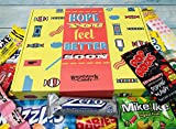 Woodstock Candy ~ Get Well Soon Gift Box