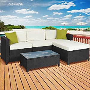 51QngT6t83L._SS300_ Best Wicker Patio Furniture Sets For 2020