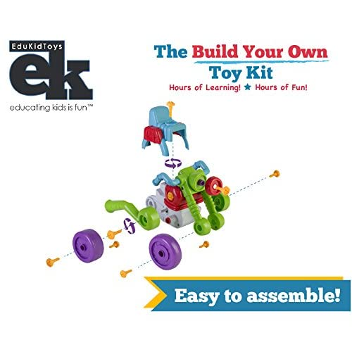 Take Apart Toys Car, STEM Learning Take A Part Building Toy
