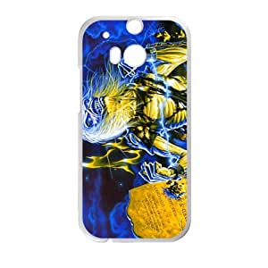 iron maiden live after death Phone Case for HTC One M8