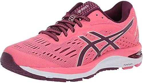 ASICS Gel-Cumulus 20 - Zapatillas de correr para mujer, Rosa (Rosa Cameo/Roselle), 39.5 EU: Amazon.es: Zapatos y complementos