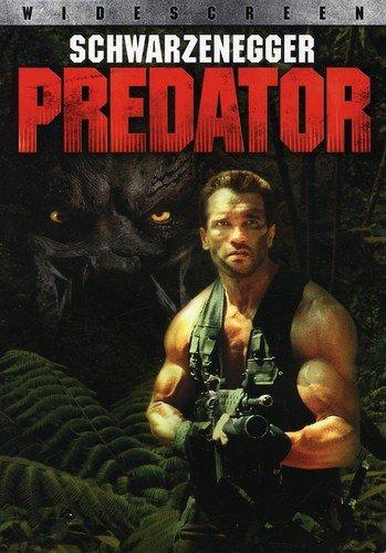 DVD : Predator (Widescreen, Repackaged, Sensormatic)
