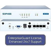 Sophos XG 115 Next-Gen UTM Firewall EnterpriseProtect Bundle w/ 4 GE ports, EnterpriseGuard License, 24x7 Support - 3 Years