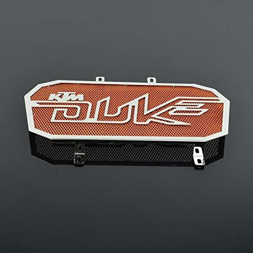 Fastpro Motorcycle Radiator Cover for K.T.M Duke 125//200
