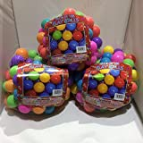 200 X Multi coloured soft play balls for indoor play