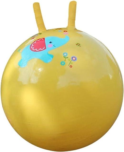 Niños saltarinas Fútbol HOPS pelota 40 cm Salto Con Mango ...